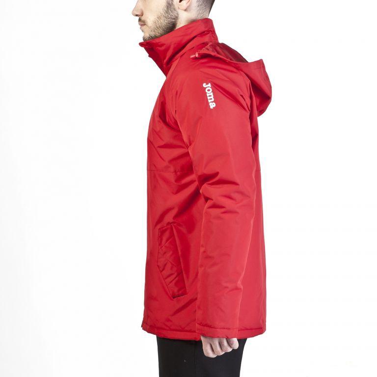 3b1e7370eb7c Куртка зимняя красная Joma EVEREST 100064.600
