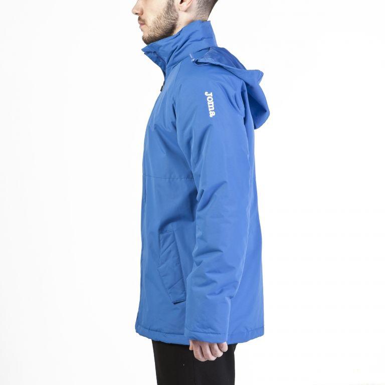 ebde24132148 Куртка зимняя длинная синяя Joma EVEREST 100064.700   100064.700 Материал   полиэстер + нейлон Куртка пошита с применением полиэстера и нейлона.