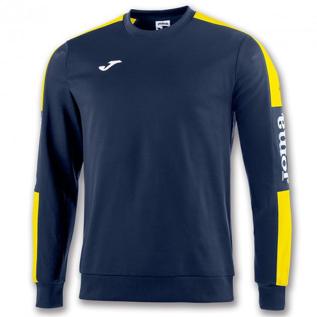 Свитер спортивный т.сине-желтый Joma CHAMPION IV 100801.309  12 лет   2XS 5fc420c850c