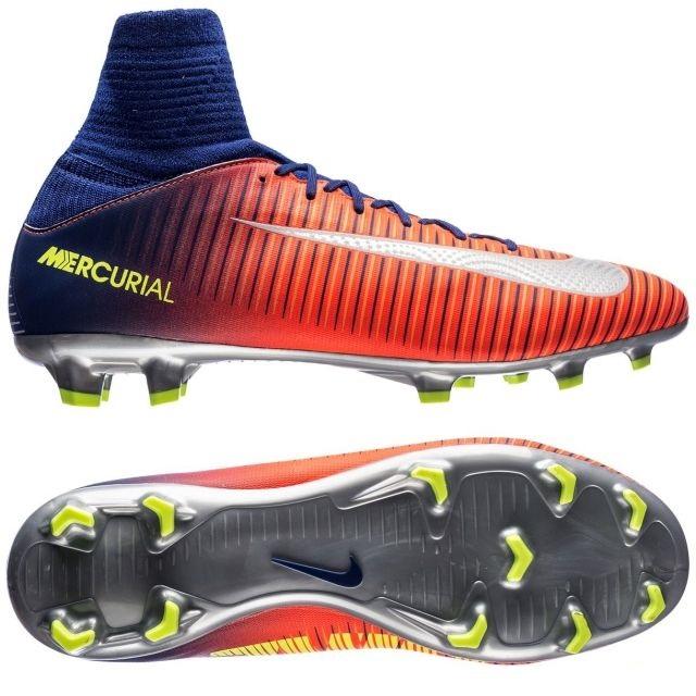 58ead8ae Детские бутсы Nike JR Mercurial Superfly V FG 831943-409: EU-36