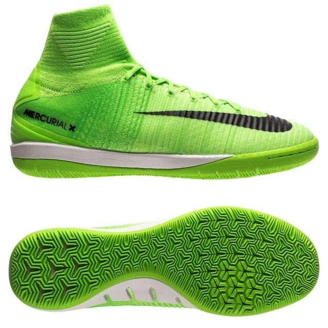 7bd8d0060a31 Футзалки Nike MercurialX Proximo II DF IC 831976-305