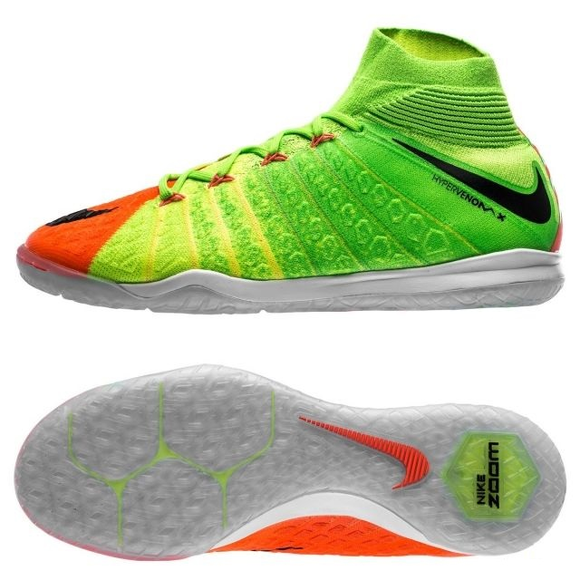 6e78ee45 Футзалки Nike HypervenomX Proximo II DF IC 852577-308: EU-41