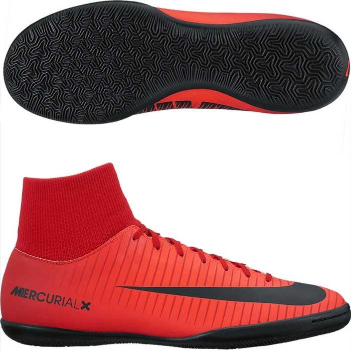 6cd56a9a3cde Детские футзалки Nike JR MercurialX Victory VI DF IC 903599-616