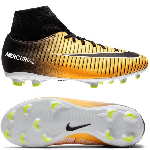 Детские бутсы Nike JR Mercurial Victory VI DF FG 903600-801  EU-36 0bff442fd4434