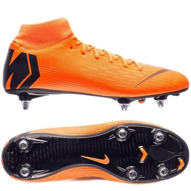 e3919fc9 Бутсы Nike Mercurial Superfly 6 Academy SG-PRO AH7364-810