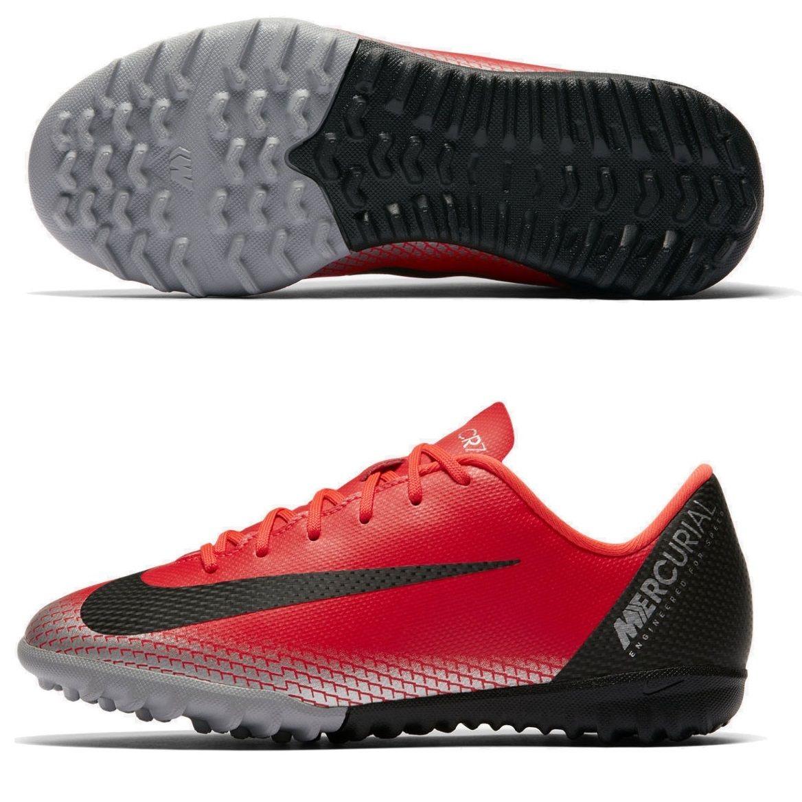 4b12df1c Детские сороконожки Nike JR Mercurial VaporX 12 Academy TF AJ3100-600:  EU-36,5