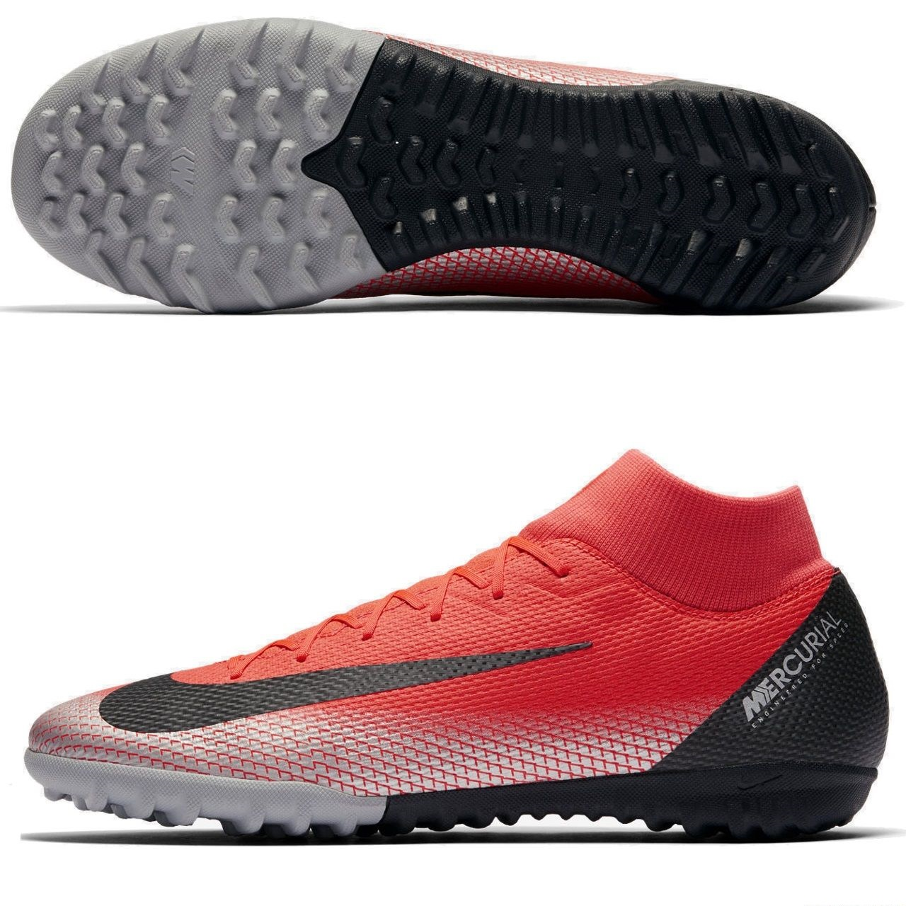 6e2f8007 aj3568-600. Сороконожки Nike Mercurial SuperflyX 6 Academy TF ...