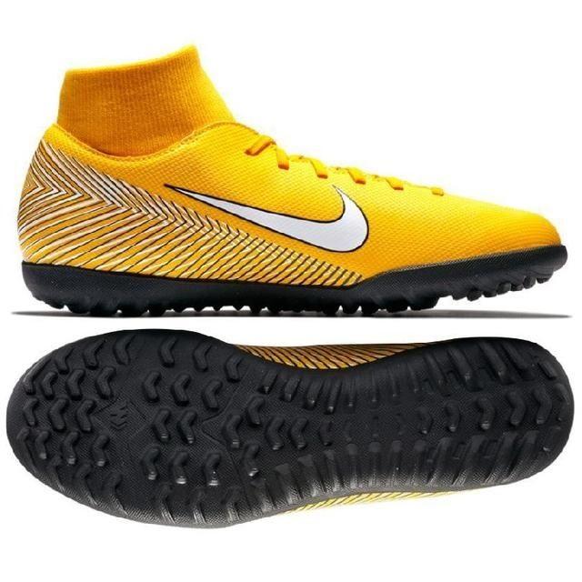 01d25abc Сороконожки Nike Mercurial SuperflyX 6 Club Neymar TF AO3112-710
