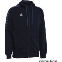 select_torino_zip_hoodie_dark_blue