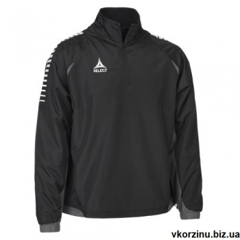 select_chile_windbreaker_black