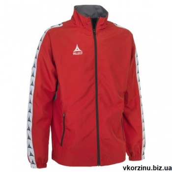 select_ultimate_zip_jacket_men_red
